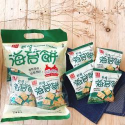 【ANBAO 安堡】海苔餅(220g/包)