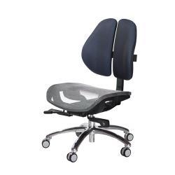 GXG 低雙背網座 工學椅  (鋁腳/無扶手) TW-2805 LUNH