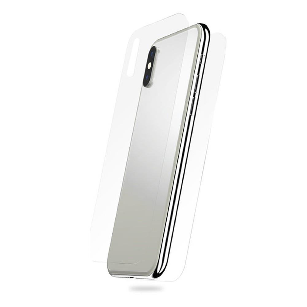 AMAZINGthing 蘋果Apple iPhone X 正背面強化玻璃保護貼