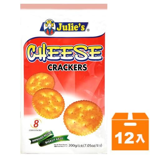 Julies 茱蒂絲 乳酪餅 200g (12入)/箱【康鄰超市】