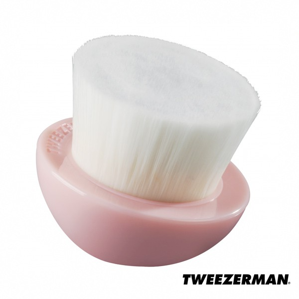 Tweezerman 柔嫩潔顏刷 洗臉刷 公司貨 德國工藝 雙人牌 極細刷毛 按摩 潔面刷 - WBK SHOP