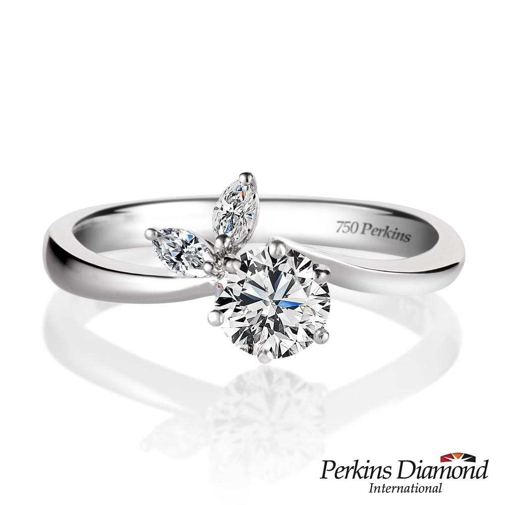 PERKINS 伯金仕 - GIA Glory系列 0.30克拉鑽石戒指