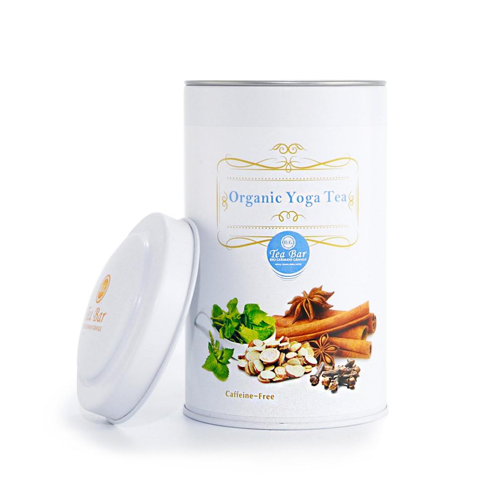 B&G 德國農莊 Tea Bar 瑜珈養生花茶-中瓶(160克)