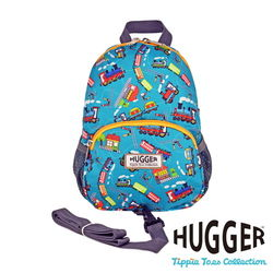 英國Hugger 幼童防走失背包(嘟嘟火車)