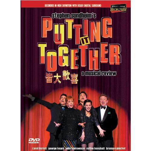 百老匯音樂劇-皆大歡喜 DVD