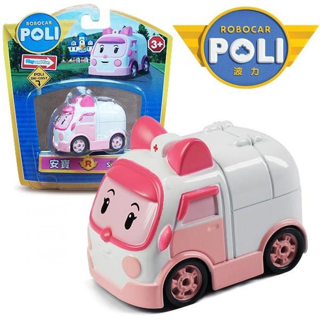 POLI 波力 合金單車系列 - 安寶