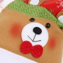 ◎今年耶誕派對來個超可愛聖誕歡樂造型聖誕帽吧|◎小朋友戴起來一定超級開心|◎大人戴上也一定大大增添歡樂氣氛!品牌:摩達客類型:頭飾組裝方式:不需組裝入數:1尺寸(長x寬)(cm):帽圍約55cm材質說