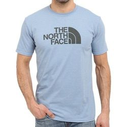 【The North Face】2016男經典標誌褪色藍圓領短袖ㄒ恤(預購)