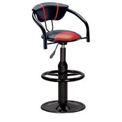 傢俱屋 奇也納吧台椅 紅黑