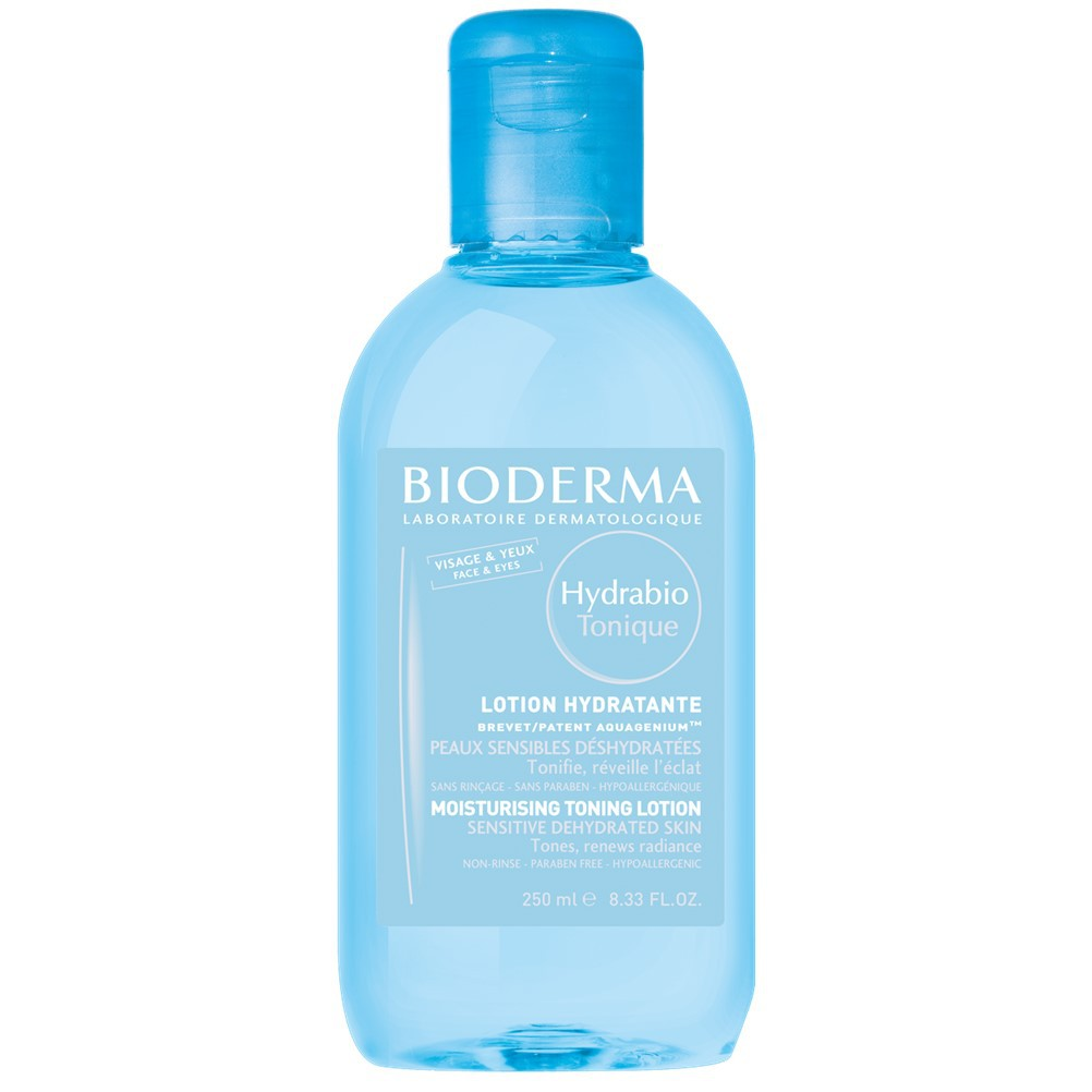 【Bioderma貝膚黛瑪】保濕水潤化妝水 250ml/瓶【美麗人生連鎖藥局網路藥妝館】