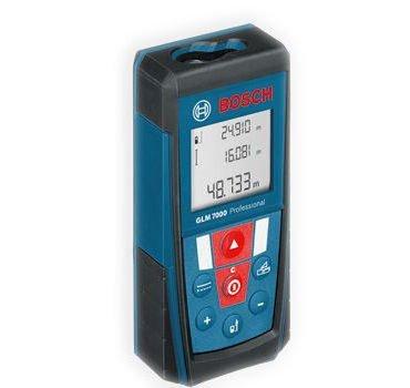 [捷克科技] 德國 BOSCH 博世 GLM 7000 Professional 雷射 測距儀 台灣專用 專業儀錶