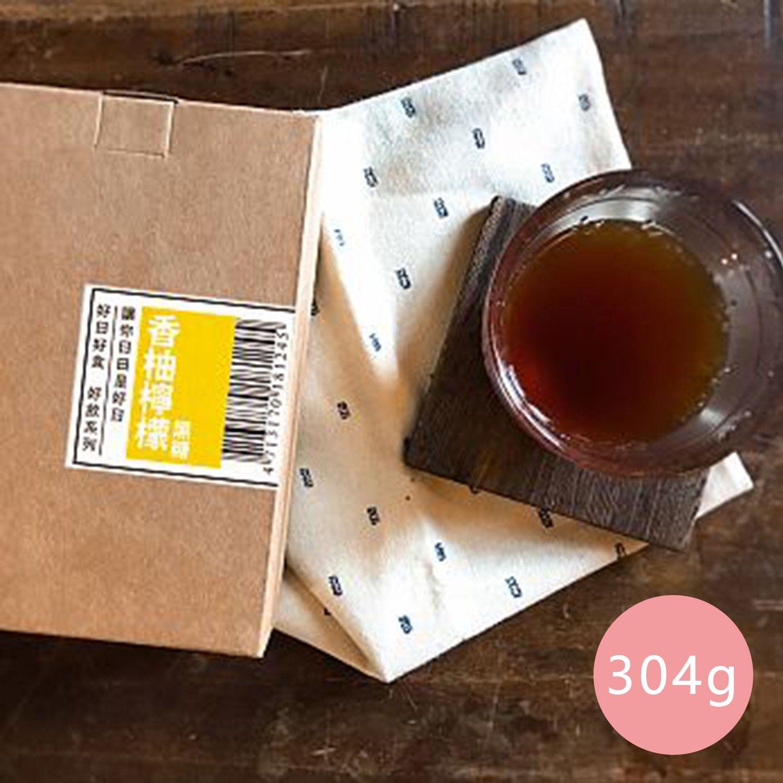 好日好食 - 好飲系列 手工香柚檸檬黑糖-單盒-304g