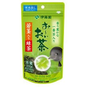【水出し可】伊藤園 おーいお茶 若芽・若茎入り緑茶 1袋(100g)
