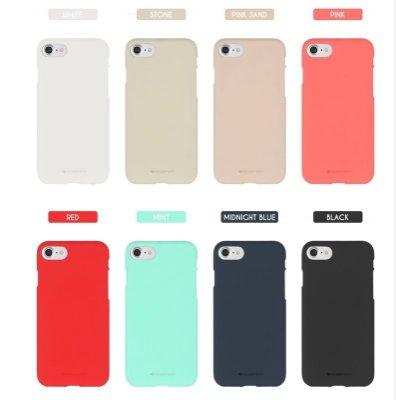 【手機殼專賣店】韓國Goospery蘋果X 手機殼iPhone X保護套磨砂矽膠液態膚感