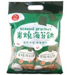 九福岩燒海苔餅(12包/組)