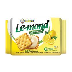 Julies茱蒂絲 雷蒙德檸檬味夾心餅乾170gx12包