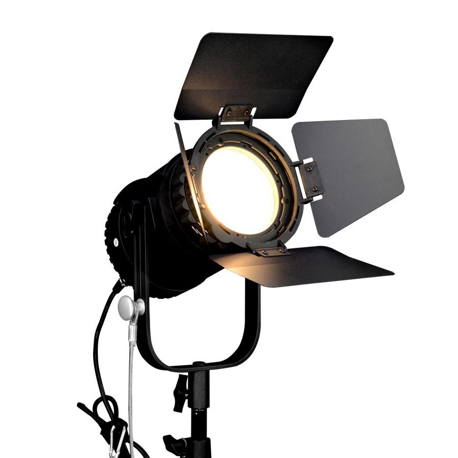 Nanguang 南冠 CN-100FC LED 聚光燈 四葉片 雙色溫 投射燈 柔光 補光 相機專家 [公司貨]