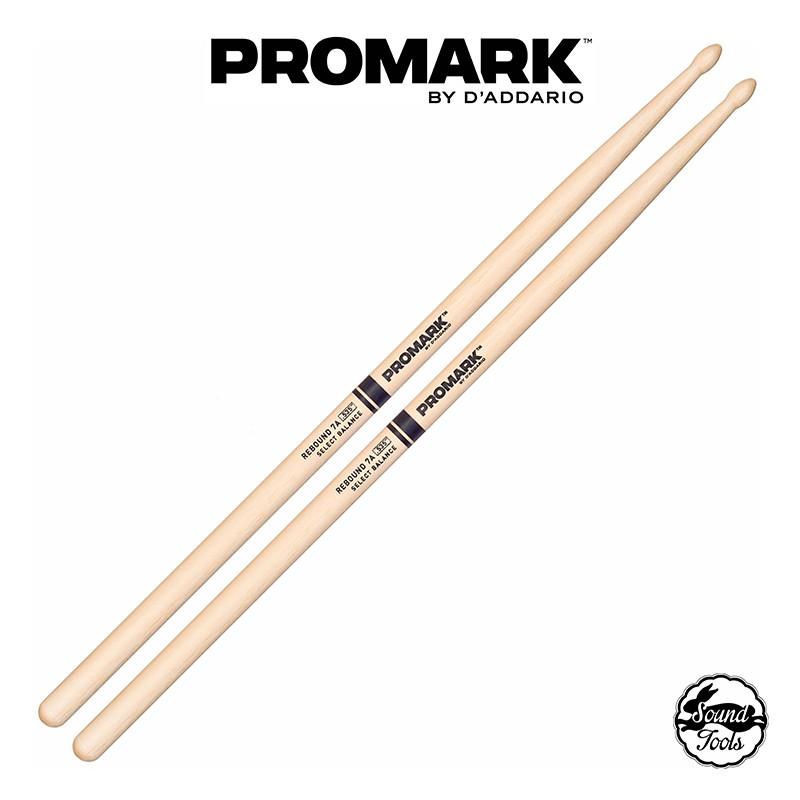 ProMark RBH535TW 7A 胡桃木鼓棒 棒尾重心 Select Balance 系列【桑兔】
