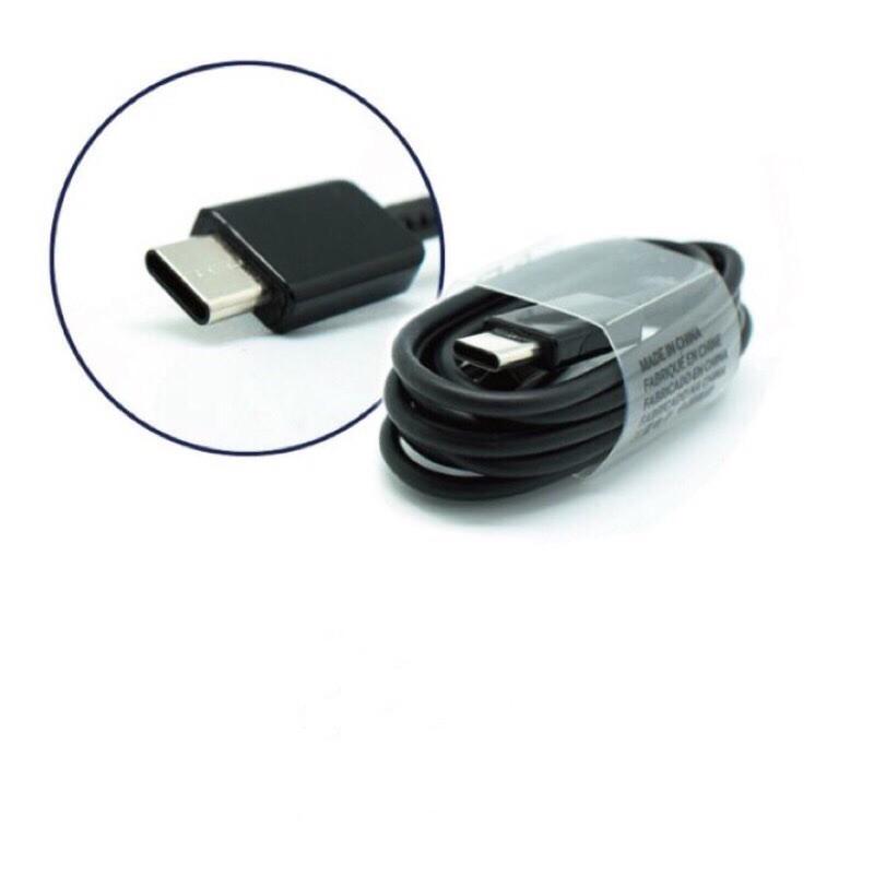 安卓 TypeC 傳輸線 充電線 可用於 三星 S20 S10 S10+ S9 S8 note10 手機 快充 閃充