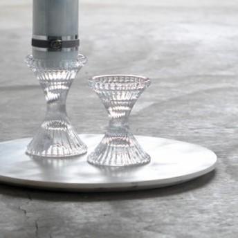 Tamara ガラスキャンドルホルダー キャンドルスタンド Sサイズ 67236【RASTELI ベルギー インテリア 雑貨 おしゃれ 装飾 飾り ガラス】