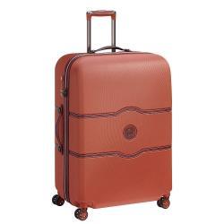 DELSEY 法國大使 CHATELET AIR系列 PC 拉鍊箱 旅行箱 28吋 行李箱 001672820 磚紅