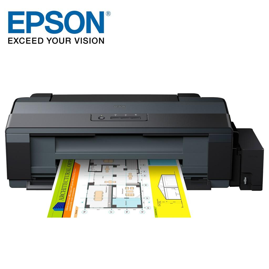 EPSON L1300 A3+四色單功能原廠連續供墨印表機