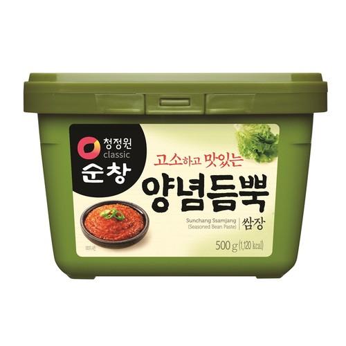 [清淨園] 淳昌 調味包飯醬 500g [韓國直送]