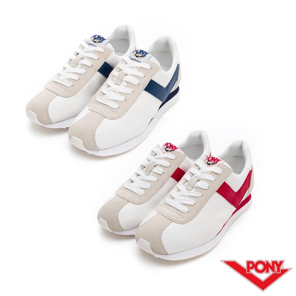 PONY Roadrunner復古輕量運動慢跑鞋 運動鞋-女(共2色)