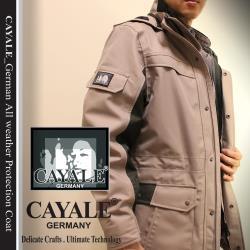 【CAYALE_卡亞利 】德國全天候鉑金級防護.機能外套/ 二件式 (恆溫舒適-超防水-超透氣-超強防風寒)