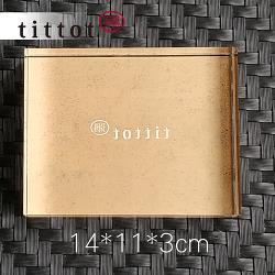 [tittot 琉園]壓克力底座_14x11x3cm小長