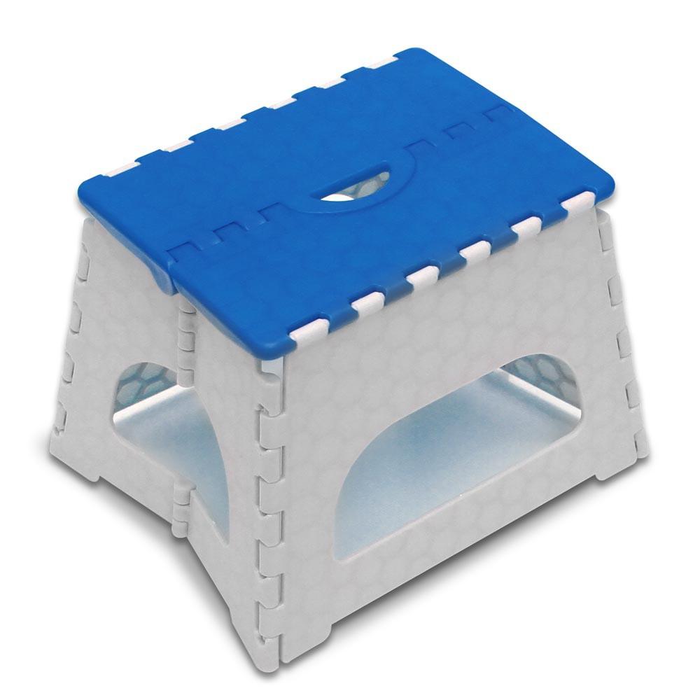 WallyFun 屋麗坊 折疊收納小板凳/折疊椅 ~共3色可選 (綠/橘/藍)