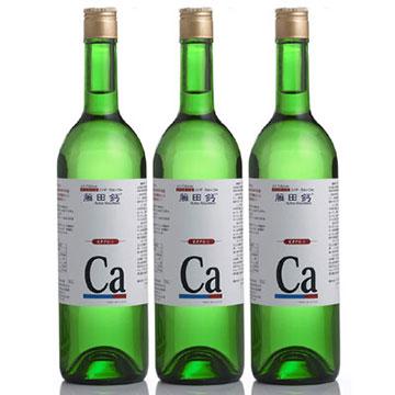 AA鈣 杏懋 藤田鈣液劑750ml 買二送一共三瓶