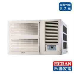 HERAN禾聯 一級能效 9-11坪 (R32) 變頻窗型HW-GL63