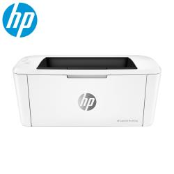 【HP 惠普】LaserJet Pro M15w 無線黑白雷射印表機 【贈不鏽鋼環保筷】