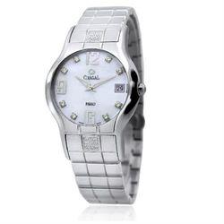 萬寶鐘錶 手錶/腕錶 CHAGAL 夏卡爾都會時尚腕錶 男款 CL-QV7495MF