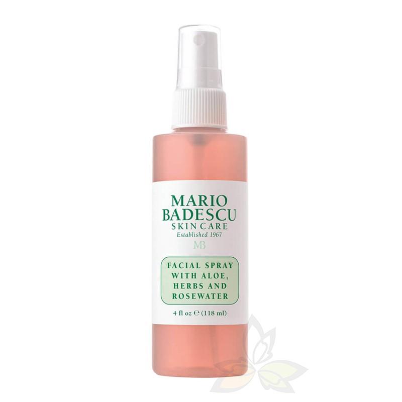 MARIO BADESCU 玫瑰 小黃瓜綠茶 化妝水 保濕噴霧 原廠正品 多款可選 (百奧田 美妝保養)