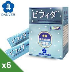 【丹華】金牌比菲德氏菌隨身包(3g*30包)*6盒