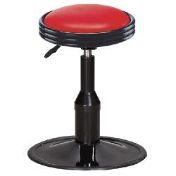 傢俱屋 吉瑞吧台椅 紅 黑