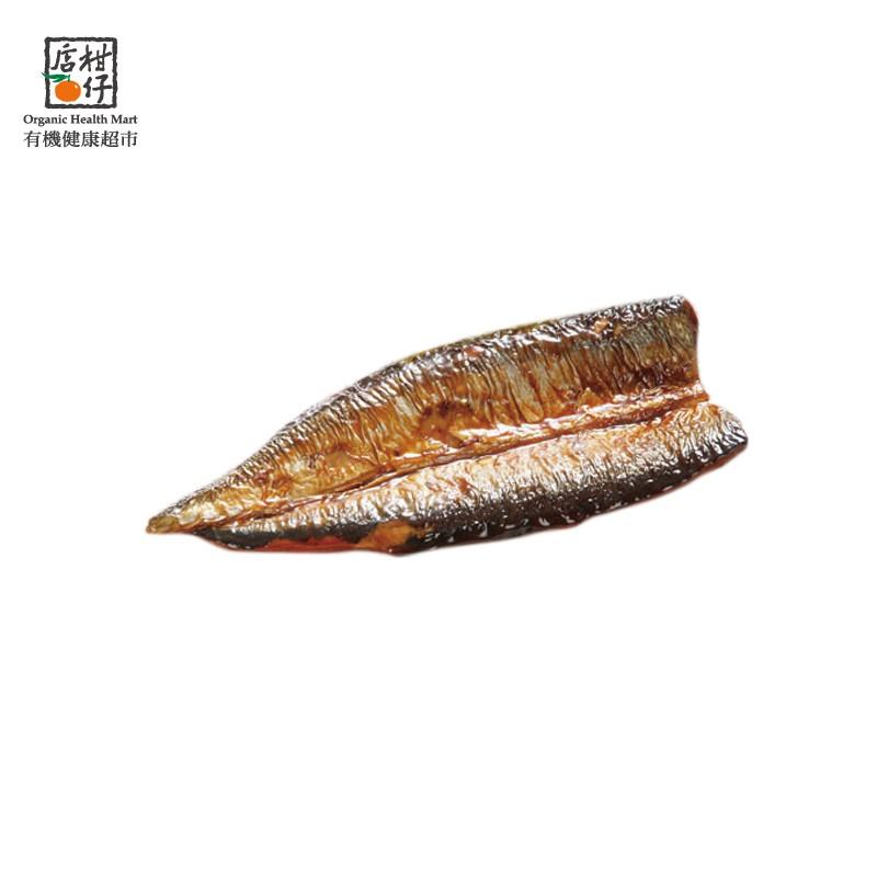 安心好魚系列 蒲燒秋刀(110g/片)