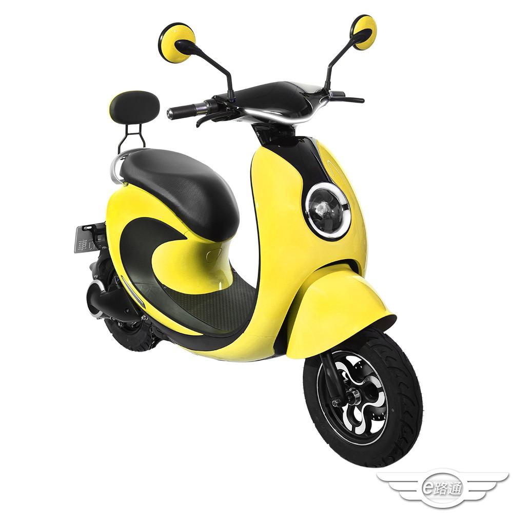 【e路通】EA-R86 圓點 48V鉛酸 500W LED燈 液晶儀表 電動車(客約) (電動自行車)