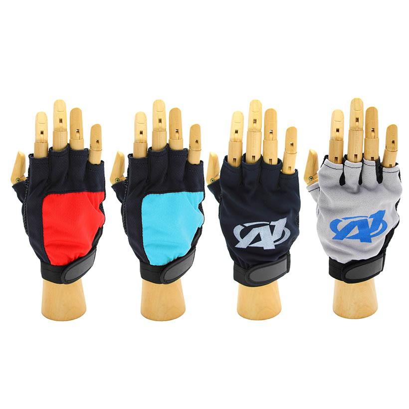 [ 東區 ] 手套速乾五指切 顏色隨機 釣魚 運動 戶外休閒 露指 半指 透氣