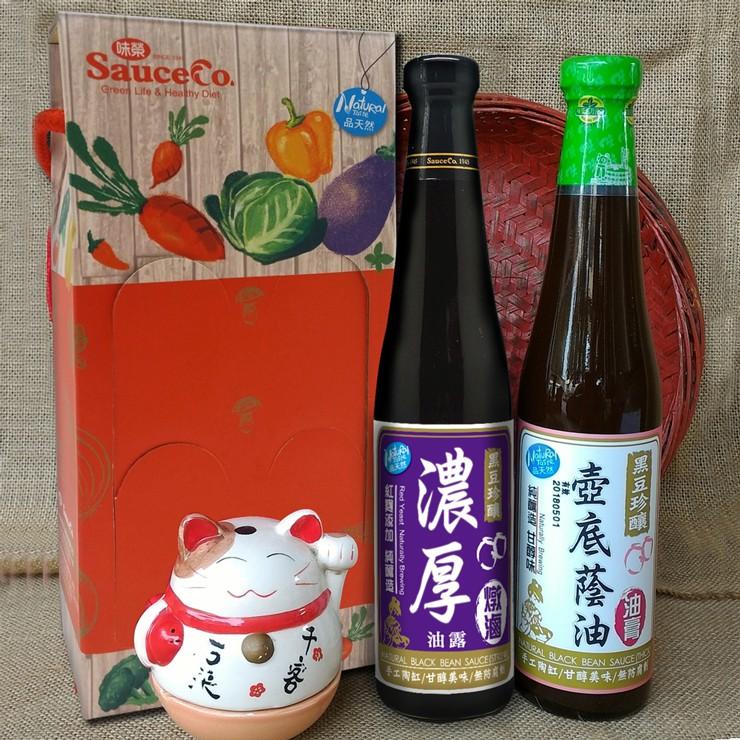 【味榮】 珍釀禮盒(含提袋)