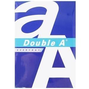 Double A 80磅 多功能影印紙 A4 10包-2箱