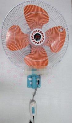 促銷~金展輝 18吋 250W 塑膠扇葉 工業扇 風量大 涼風扇 電扇 電風扇 工業壁扇 A-18140-1