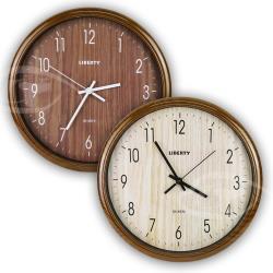 LIBERTY利百代14 吋復古風格掛鐘