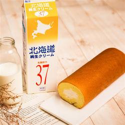 Room 4 Dessert 恬品軒 北海道原味生乳卷 2入組