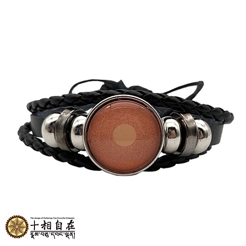 十相自在楞嚴神咒水晶咒輪手環(Kala046)
