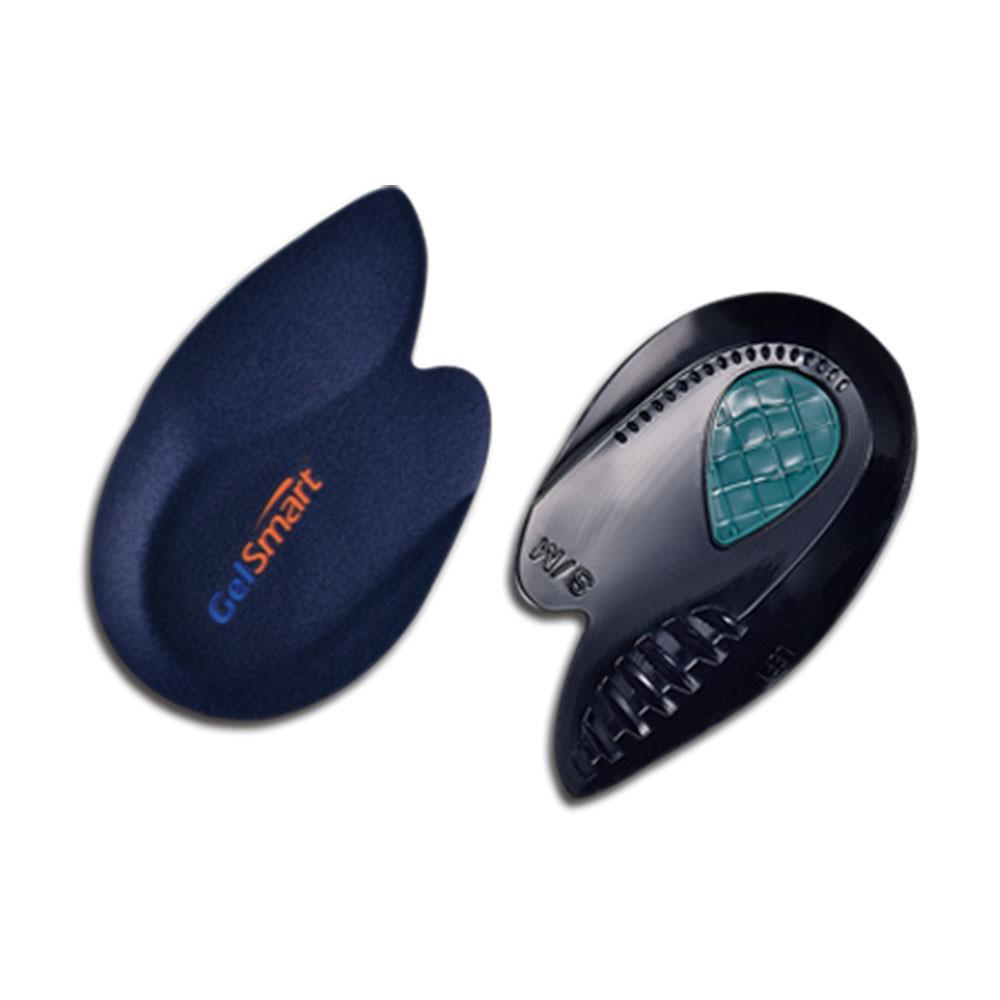 GelSmart美國吉斯邁 3D足弓腳跟墊/凝膠鞋墊 (紓壓減震舒適)