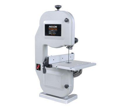 """(木工工具店)力山REXON~BS2300A 9""""小型強力帶鋸機/木材小型物件/壓克力好工具"""