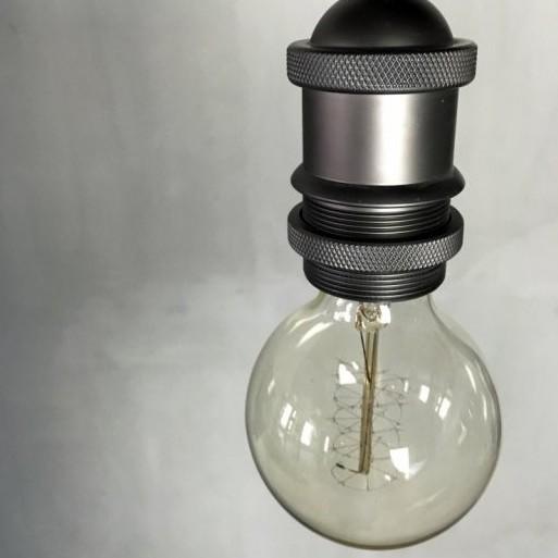 【曙】工業風吊燈 金屬燈頭 結實多彩電線 任選軌道燈或吸頂燈 可客製 loft 工業風 咖啡廳 民宿 餐廳
